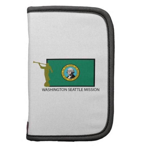 CTR DE LA MISIÓN LDS DE WASHINGTON SEATTLE ORGANIZADOR