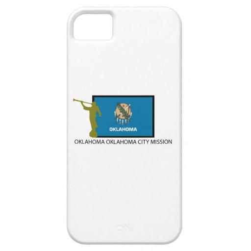 CTR DE LA MISIÓN LDS DEL OKLAHOMA CITY DE OKLAHOMA iPhone 5 Case-Mate FUNDAS