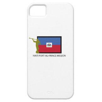 CTR DE LA MISIÓN LDS DEL PORT-AU-PRINCE DE HAITÍ iPhone 5 PROTECTORES
