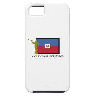 CTR DE LA MISIÓN LDS DEL PORT-AU-PRINCE DE HAITÍ iPhone 5 CÁRCASAS