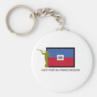 CTR DE LA MISIÓN LDS DEL PORT-AU-PRINCE DE HAITÍ LLAVEROS