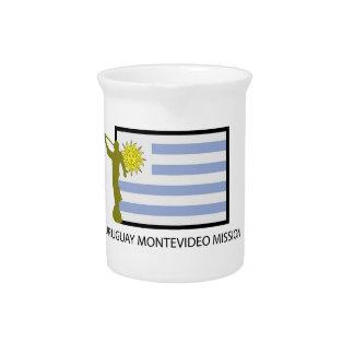 CTR DE URUGUAY MONTEVIDEO LDS JARRA DE BEBER