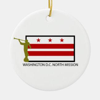 CTR DE WASHINGTON D.C. NORTH MISSION LDS ORNATO