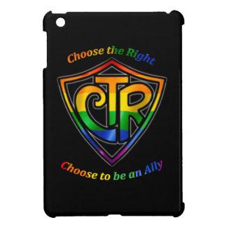 CTR del arco iris - Aliado de LDS LGBT