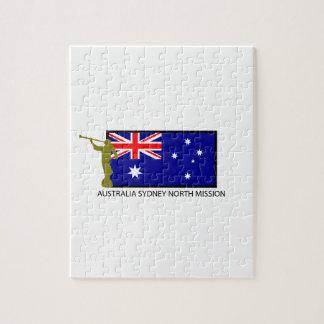CTR DEL NORTE DE LA MISIÓN LDS DE AUSTRALIA SYDNEY ROMPECABEZAS