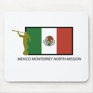 CTR DEL NORTE DE LA MISIÓN LDS DE MÉXICO MONTERREY MOUSEPADS