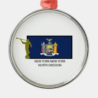 CTR DEL NORTE DE LA MISIÓN LDS DE NUEVA YORK NUEVA ORNAMENTOS DE REYES