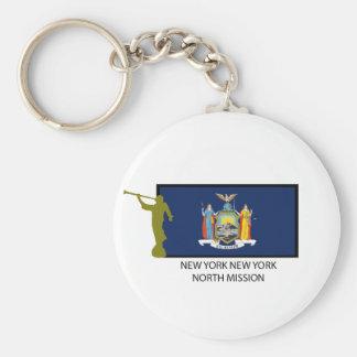 CTR DEL NORTE DE LA MISIÓN LDS DE NUEVA YORK NUEVA LLAVEROS