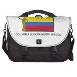 CTR del norte LDS de la misión de Colombia Bogotá Bolsas Para Portátil