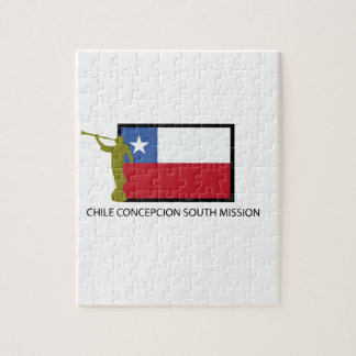 CTR del sur de la misión LDS de Chile Concepción Puzzle