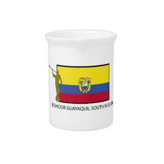 CTR del sur de la misión LDS de Ecuador Jarra