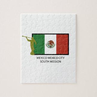 CTR DEL SUR LDS DE LA MISIÓN DE MÉXICO CIUDAD DE M ROMPECABEZA