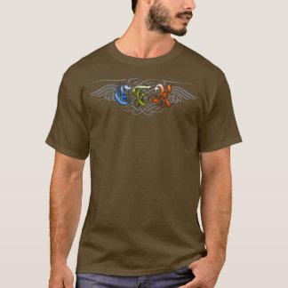CTR Flourish Style -D3 T-Shirt
