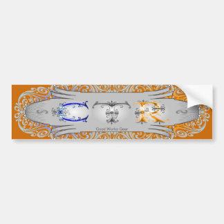 CTR FLS -B Bumper Sticker CC01