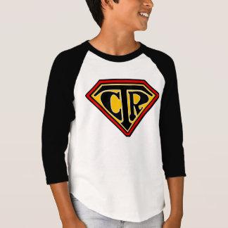 CTR Shield - Youth Baseball T-shirt