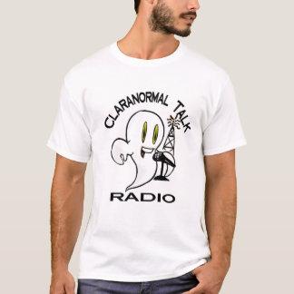 CTR-T-W Claranormal Talk Radio Tshirt