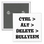 Ctrl > Alt > cancelación > Bullyism - matón anti