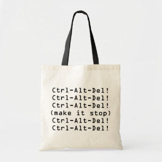 Ctrl-Alt-Del Bags