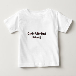 Ctrl+alt+del Camisas
