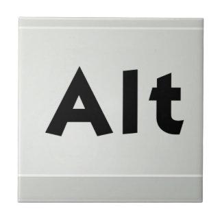 Ctrl Alt Del Ceramic Tile