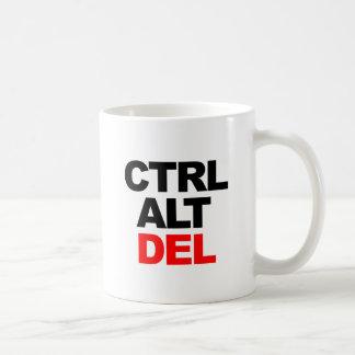 Ctrl Alt Del Coffee Travel Mugs Zazzle