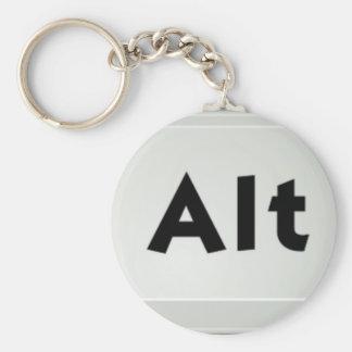 Ctrl Alt Del Keychain