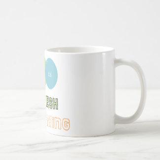 ctrl alt del Refresh Everything Coffee Mugs