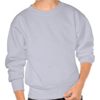 Ctrl-Alt-Del University Light Pull Over Sweatshirts
