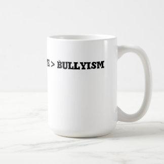 Ctrl > Alt > Delete > Bullyism - Anti Bully Coffee Mug
