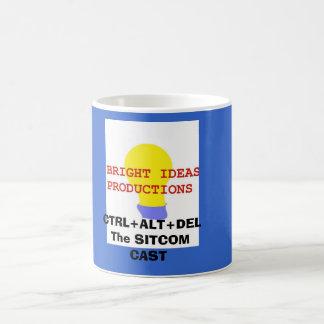 CTRL ALT DELThe SITCOM CAST MUG