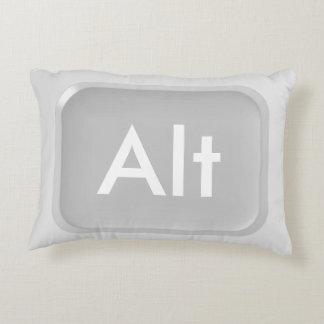 Ctrl-Alt Keys Accent Pillow