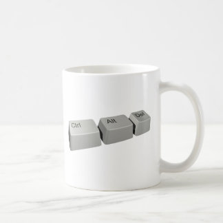 Ctrl Alt LED Coffee Mug