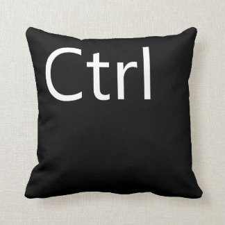 CTRL - ctrl alt del pillow for sofa cussion