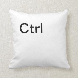 Ctrl Cushion Pillow
