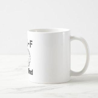 Ctrl-F My Mind Coffee Mug