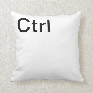 Ctrl Key Pillow