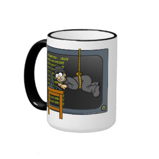 CTRL+P+PRINT Mug