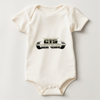 CTS Barbell Logo Baby Bodysuit