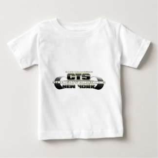 CTS Barbell Logo Baby T-Shirt