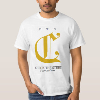 CTS Gold T-Shirt