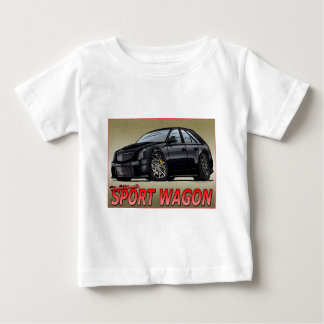 CTS_V_WAGON_black Baby T-Shirt