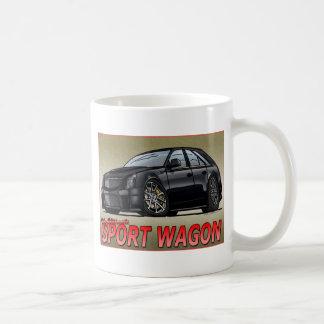CTS_V_WAGON_black Coffee Mug