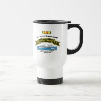 CTT-8 - 1st Cavalry Travel Mug