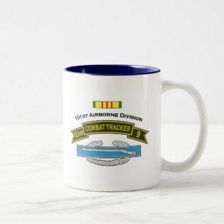 CTT-9 - 101st Airborne Two-Tone Coffee Mug