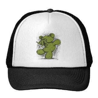 Ctulhu - Lovecraft's Teddybear Trucker Hat