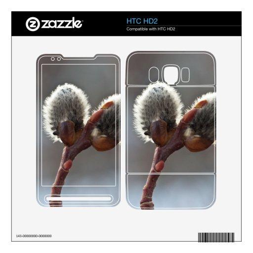 CTW Catkin Twins HTC HD2 Skins