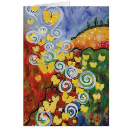 Cty Rd 17 Stationery Note Card