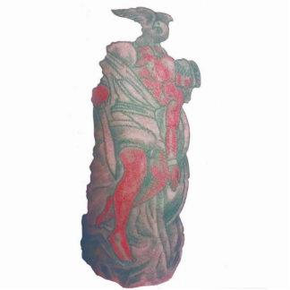 Cu Chullen Statuette