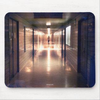 CU hallway ca. 1981 (1) horizontal mouse pad