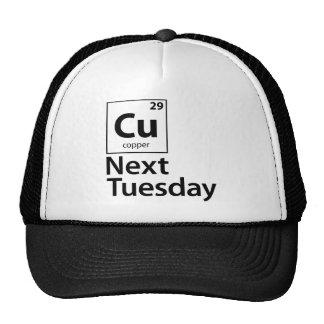 CU Next Tuesday Trucker Hat